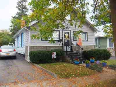 Ogdensburg Single Family Home For Sale: 310 Madison Avenue