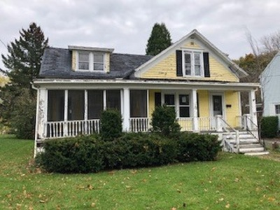 St Lawrence County Single Family Home For Sale: 191 Allen St.