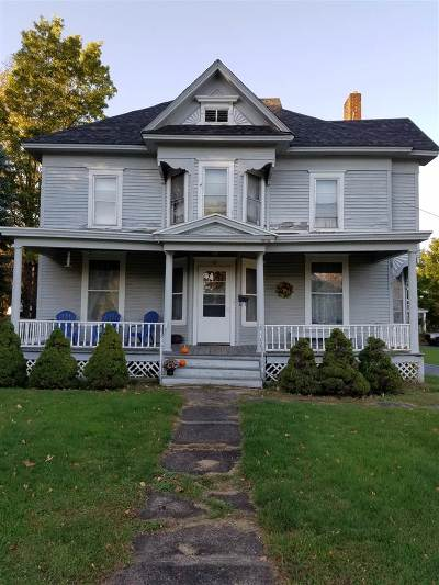 St Lawrence County Single Family Home For Sale: 47 E Main