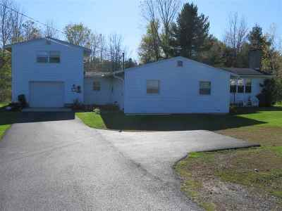 St Lawrence County Single Family Home For Sale: 1134 State Highway 37c