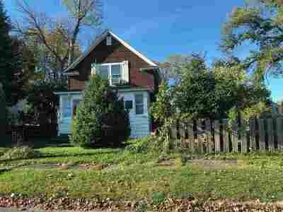 Massena Single Family Home For Sale: 27 Belmont Street
