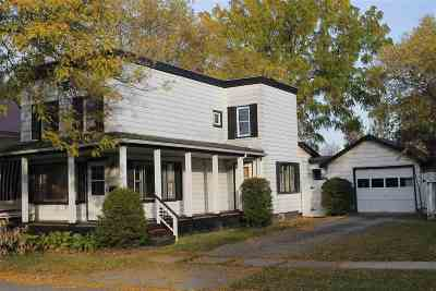 Ogdensburg Single Family Home For Sale: 217 Gates Street