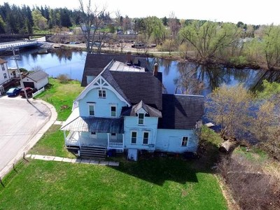 Gouverneur NY Waterfront For Sale: $55,000