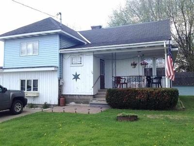 Massena Single Family Home For Sale: 80 Parker Avenue