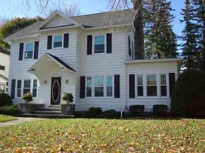 Massena Single Family Home For Sale: 190 Allen St