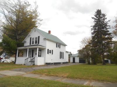 Massena Single Family Home For Sale: 28 Pleasant Street
