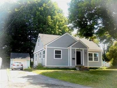 Massena Single Family Home For Sale: 5 Highland Avenue