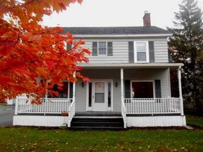 Massena Single Family Home For Sale: 9 Ransom Avenue