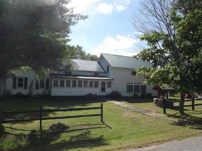 Hammond Farm For Sale: 6887 Sh 58