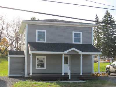 St Lawrence County Multi Family Home For Sale: 27 W Main Street