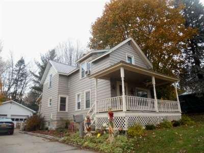 Massena Single Family Home For Sale: 72 Parker Avenue