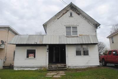 Massena Single Family Home For Sale: 415 South Main St