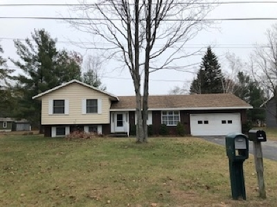 St Lawrence County Single Family Home For Sale: 12 Fairlawn Avenue