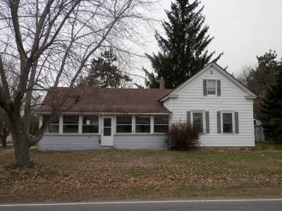Canton NY Single Family Home For Sale: $40,000
