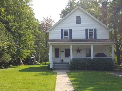St Lawrence County Single Family Home For Sale: 71 Elm Street