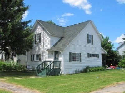 Massena Single Family Home For Sale: 28 McCluskey Ave