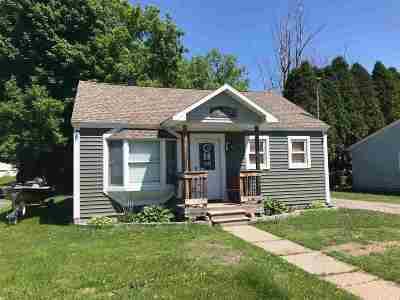 Massena Single Family Home For Sale: 5 Garfield Avenue