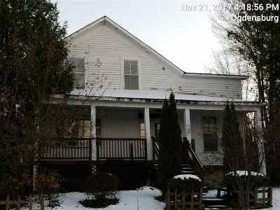 Ogdensburg Multi Family Home For Sale: 402 Main Street