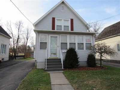 Massena Single Family Home For Sale: 36 Parker Ave.