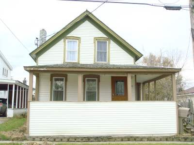 Ogdensburg Single Family Home For Sale: 415 Grant Street