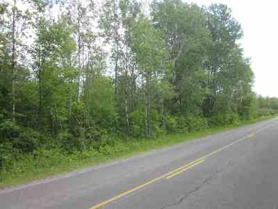 Massena Residential Lots & Land For Sale: County Route 37
