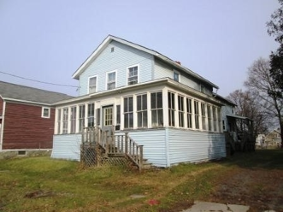 St Lawrence County Single Family Home For Sale: 812 Congress