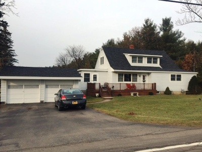 St Lawrence County Single Family Home For Sale: 21 Furnace Street