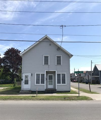 Ogdensburg Multi Family Home For Sale: 1401 Ford Street