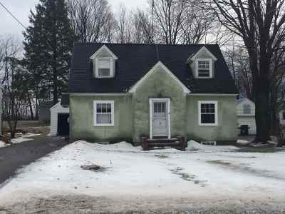 Massena Single Family Home For Sale: 11 Highland Avenue