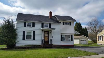 Massena Single Family Home For Sale: 9 Garfield Street