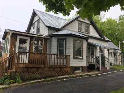 Heuvelton Single Family Home For Sale: 7 John Street