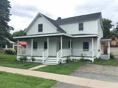 St Lawrence County Single Family Home For Sale: 28 Park Street