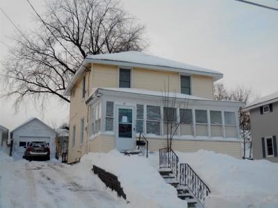 Massena Single Family Home For Sale: 35 Malby Avenue