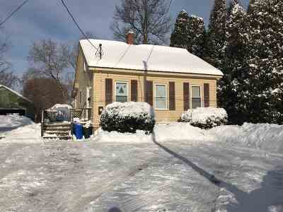 St Lawrence County Single Family Home For Sale: 111 Stoughton Avenue