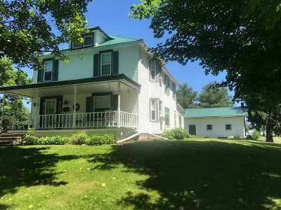 Massena Single Family Home For Sale: 254 Bayley Road