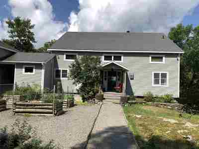 Morristown Single Family Home For Sale: 379 River Road East