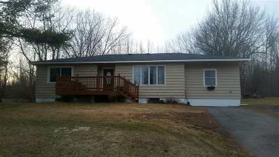 Massena Single Family Home For Sale: 101 County Route 40