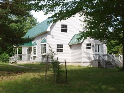 St Lawrence County Single Family Home For Sale: 62 Hanson Road
