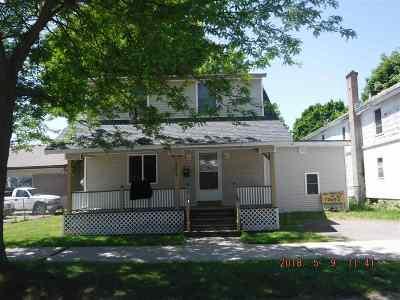Ogdensburg Single Family Home For Sale: 627 State Street