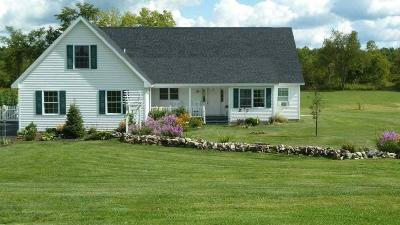 St Lawrence County Single Family Home For Sale: 2750 State Highway 812
