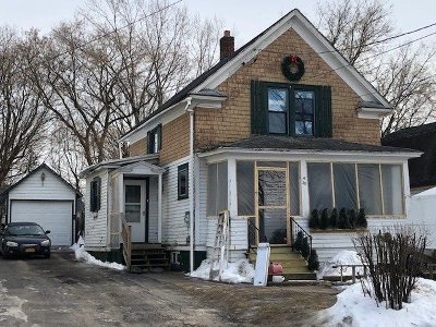 Massena Single Family Home For Sale: 28 Spruce St.