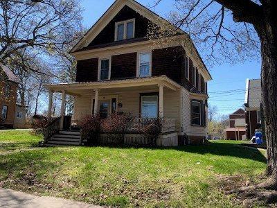 Massena Single Family Home For Sale: 10 Danforth Pl.