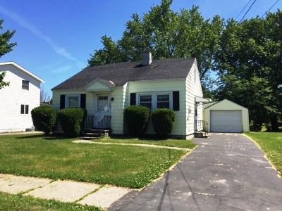 Massena Single Family Home For Sale: 120 Beach Street