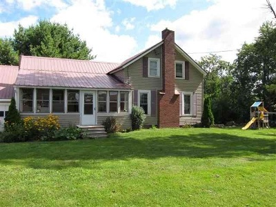 St Lawrence County Single Family Home For Sale: 81 Post Road