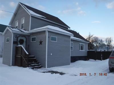 Ogdensburg Single Family Home For Sale: 932 Franklin Street