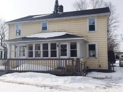Massena Single Family Home For Sale: 10 Erwin Avenue