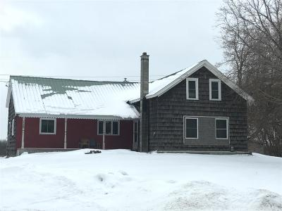 St Lawrence County Single Family Home For Sale: 9456 Us Highway 11