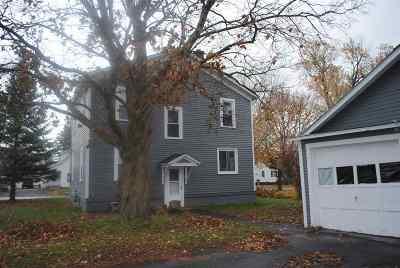 Massena Single Family Home For Sale: 30 Howard St