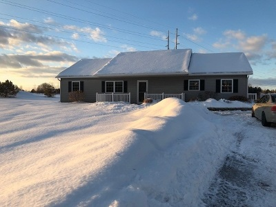 St Lawrence County Single Family Home For Sale: 39 Reynolds Road