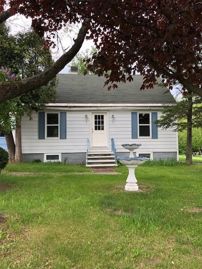St Lawrence County Single Family Home For Sale: 1605 State Highway 420
